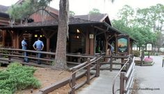 Trails End at Disney's Fort Wilderness Campground - Breakfast Buffet Review - DisneyFoodBlog