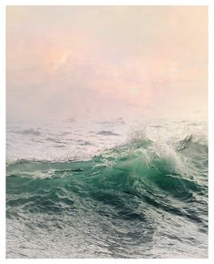 Large Sea wall art water landscape by RivuletPhotography on Etsy