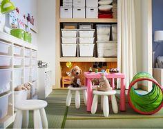 "IKEAで学べる""押入れ収納アイディア""で家中の物をスッキリ解決!"