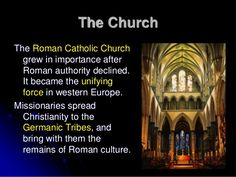 The roman catholic church during the later middle ages Roman catholic church Roman catholic Catholic church