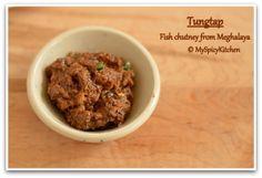 Tungtap (Fish Chutney)