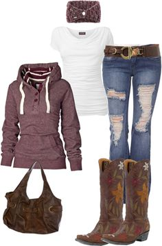 """Casual2"" by sarah-jones-3 on Polyvore"