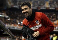David Villa Photos - Club Atletico de Madrid v Sevilla FC - La Liga - Zimbio