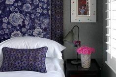 Kit Kemp's interior at Dorset Square Hotel, London.