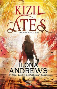 """""""Ilona Andrews her zaman vaadettiğini veriyor. Kızıl Ateş kaçırılmayacak bir roman.""""  -#1 New York Times çoksatan yazarı Sherrilyn Kenyon-  """"Kalbi sıkıştıran bir romans ve dur durak bilmeyen aksiyon; işte Ilona Andrews!""""  -New York Times çoksatan yazarı Jeaniene Frost-  """"Bağımlılık yaratıcı, sağlam bir hayal gücü ve son derece seksi!""""  -New York Times çoksatan yazarı Eloise James-"""