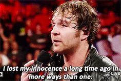Dean, sweetheart, calm down