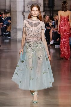 Georges Hobeika - Spring Summer 2018 Haute Couture Collection | Designer Clothing