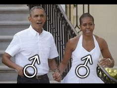 100% PROOF Obama Is Gay, Michelle Is A Man & Kids Are Adopted!! Full Documentary 2017 - YouTube