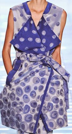 patternprints journal: PRINTS, PATTERNS AND SURFACES FROM NEW YORK FASHION WEEK (WOMAN COLLECTIONS SPRING/SUMMER 2015) / Lie Sang Bong