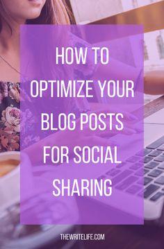 Get sharing ;-)