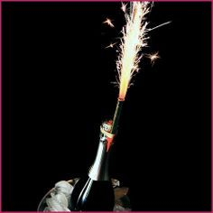 Gold bottle/cake sparklers are a great way to add decorations to wedding cakes or make an impression with your champagne toast bottles. Bottle Sparklers, Champagne Sparklers, Cake Sparklers, Champagne Party, Champagne Toast, Wedding Sparklers, Gold Bottles, Champagne Bottles, Orange Beach Alabama