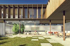 Somos a Jacobsen Arquitetura, já desenvolvemos projetos em 4 continentes, e somos conhecidos pela uma arquitetura tropical, conectada com a natureza.