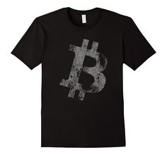 Bitcoin Logo Vintage T-Shirt, only $19.99