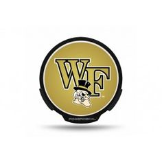 Wake Forest Demon Deacons Car/Vehicle Power Decal