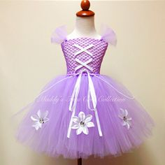Sofia the First Tutu Dress. Only Sizes 06 mons 6 by MTCCollection, $35.00