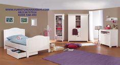 Jasa Pembuatan Desain Set Kamar Anak Minimalis Murah Warna Putih, Model Set Kamar Anak Perempuan Minimalis, Jual Set Kamar Anak Duco 2018