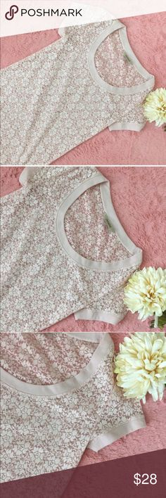 ADORABLE BLUSH PINK LACE TOP Beautiful blush pink lace top. See thru, needs a tank top under. ❌no flaws❌🚫no trades, no returns🚫✔️SHIPPING NEXT DAY✔️ Make an offer and it's yours. Item#16.                                   💗Condition: New in package. No flaws 💗Smoke free home 💗No trades 💗No returns 💗No modeling  💗Shipping next day 💗OPEN TO reasonable OFFERS  💗BUNDLE and save more Tops Blouses