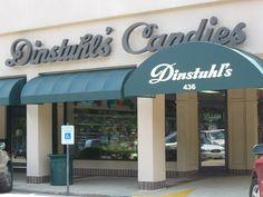 Dinstuhl's Candies, Memphis TN   Marie, Let's Eat!