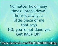 Get up!!