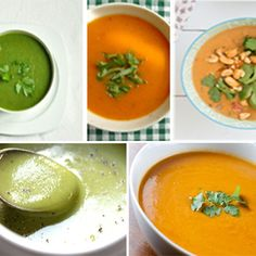 Wat is er lekkerder dan een goede kop warme soep als de herfstkou buiten te voelen is? Daarom de lekkerste herfst soep recepten op een rij. Soups And Stews, Lunches, Thai Red Curry, Cantaloupe, Ethnic Recipes, Food, Diana, Winter, Winter Time