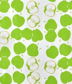 Green+Solvang+Oilcloth+Fabric