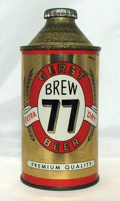 Gerst Brew 77 - Steel Canvas