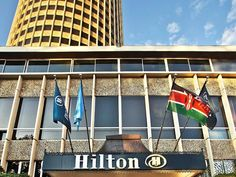 Nairobi Hilton Nairobi Kenya, Africa Hilton Nairobi is perfectly located for both business and leisure guests in Nairobi. The hotel has everything you need for a comfortable stay. All the necessary facilities, including 24-hour front desk, 24-hour room service, facilities for disabled guests, Wi-Fi in public areas, valet parking, are at hand. Each guestroom is elegantly furnished and equipped with handy amenities. Access to the hotel's fitness center, sauna, outdoor pool, spa,...