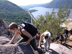 Breakneck Ridge Trail - The adventurous side of my personality really wants to hike a trail called Breakneck Ridge Trail