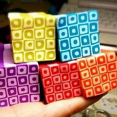 Unas murrinas muy coloridas :)