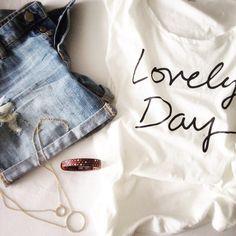 It sure is. #lovelyday #gapfactory #braveleather #oldnavystyle #summerfashion #fashion