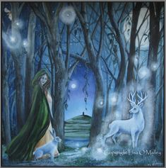 Hey, I found this really awesome Etsy listing at https://www.etsy.com/listing/161378101/hare-print-spirit-lights-glastonbury-tor