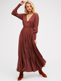 Wednesday Maxi from Free People!