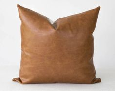 Items similar to Vintage Handmade Pillow Designer decorative pillows for couch decorative pillows for bed decorative throw pillows decorative pillow covers on Etsy Brown Pillow Covers, 20x20 Pillow Covers, Lumbar Pillow, Leather Pillow, Faux Leather Fabric, Leather Tassel, Leather Cord, Fall Pillows, Brown Pillows