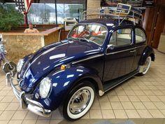 Vw Camper, Volkswagen Bus, My Dream Car, Dream Cars, Vw Super Beetle, Automobile, Beetle For Sale, Vw Classic, Vw Vintage