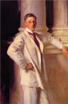 Lord Dalhousie - John Singer Sargent