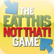 Eat This, Not That! The Game app