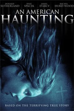 An American Haunting. The school teacher was a bit creepy, as was the plot twist, so watch with caution. Still, this movie is a good example of how true stories can be good horror films.