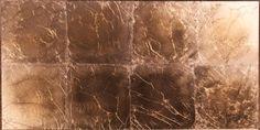 Giza copper glass tile