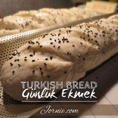 Turkish Bread {Günlük Ekmek}