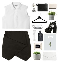 """""""THESE FOUR LONELY WALLS"""" by f-4bulous ❤ liked on Polyvore featuring Topshop, Monki, Rut&Circle, Rig-Tig by Stelton, H&M, Calvin Klein, NARS Cosmetics, Chanel, People Tree and 3.1 Phillip Lim"""
