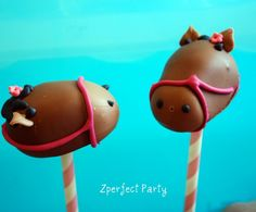 "Photo 15 of 24: Pony Party / Birthday ""Caroline's Cowgirl Party"" | Catch My Party"