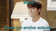 K-dramas when I binge watch.