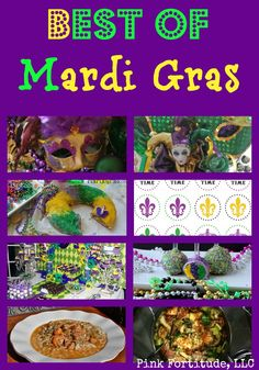 The Very Best of Mardi Gras.  Round up your beads!