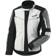 ΜΠΟΥΦΑΝ SCOTT : Μπουφάν Lady Scott W'S Turn TP Λευκό/Μαύρο Jack Wolfskin, Motorcycle Jacket, Mens Fashion, Labyrinth, Accessories, Products, Jackets, Women, Fashion Styles