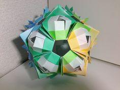 【Modular Origami】ぽよから式ユニットB30枚組【ユニット折り紙】1