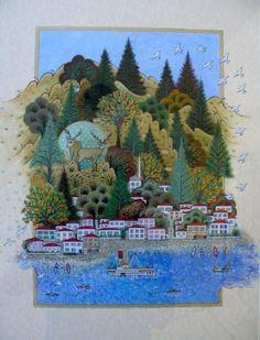 Klasik Türk Sanatları Vakfı Fatma Zehra Aktaş