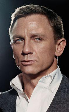 Daniel Craig by James Dimmock