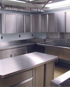 Restaurant Kitchen Units