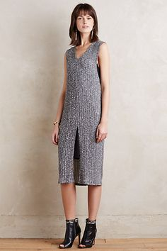 Layered Luna Dress #anthropologie