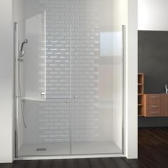 MAMPARA ESPECIAL 6 MALE 3P (2 hojas abatibles), Mamparas de ducha y de baño, precios directos de fabrica.Tienda online de…